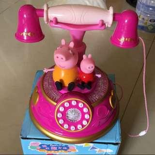 兒童音樂電話玩具