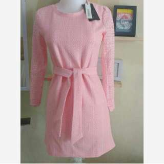 NEW !! SUNSHINE Beauty Dress in Baby pink