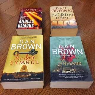[Bundle] Dan Brown