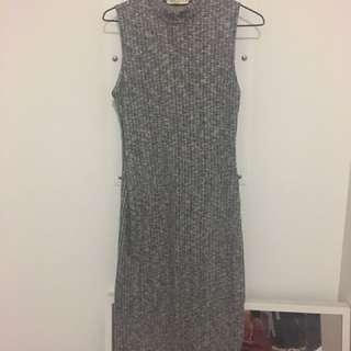 M Bodycon Midi Dress