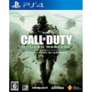 Kaset Ps 4 Call Of Duty Modern Warfare