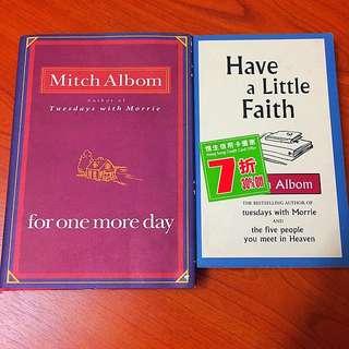 [Bundle] Mitch Albom