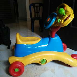 Vtech Grow And Go Ride On bb
