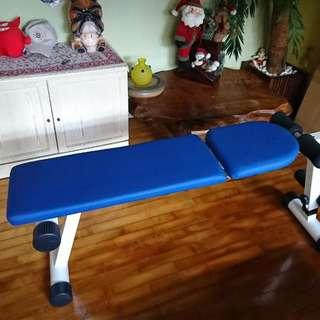 基礎健身椅