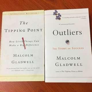 [Bundle] Malcolm Gladwell