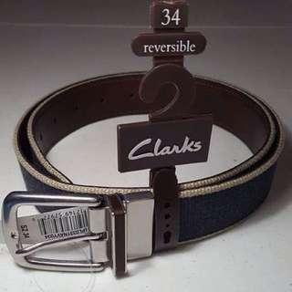 Clarks Reversible Belt