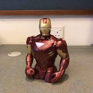 Iron Man Piggybank