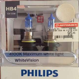 PHILIPS- 4100K Maximum White Light