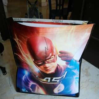 Brand new Comic Con 2016 The Flash Swag Bag collectors item. Google it to find out more