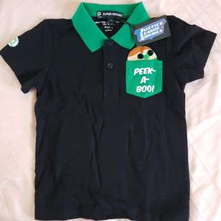 Super Heroes Green Lantern Polo Shirt