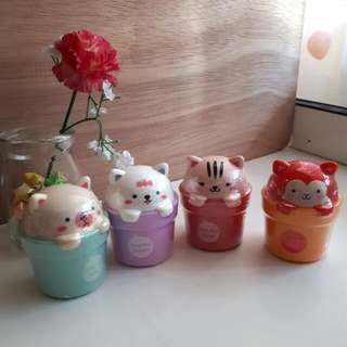 the Face Shop mini pet perfume hand cream