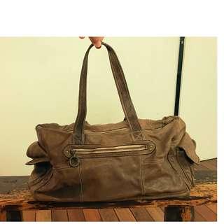 Initial  fashion - leather bag