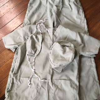 Scrub Suit