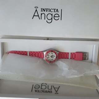 Brand New Invicta Angel Watch model 0695