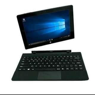 "Pro Tab 32GB 10.1"" Dual WiFi Tablet & Detachable Keyboard"