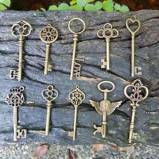 🍂Rustic Keys 🍂