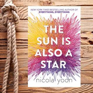 FREE! The Sun Is Also A Star by Nicola Yoon
