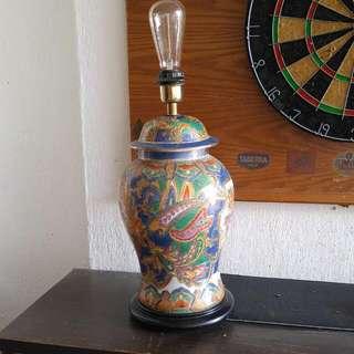 Edisson Vase Lamp