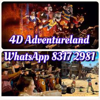 4D Adventure land