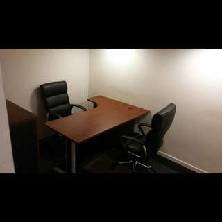 Serviced Office For Rent