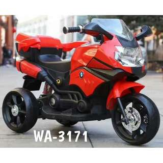 WA-3171 Motorcycle Powered Ride On
