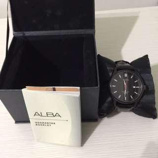 ALBA男錶