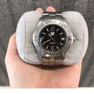 Authentic Tag Heuer watch (for male)