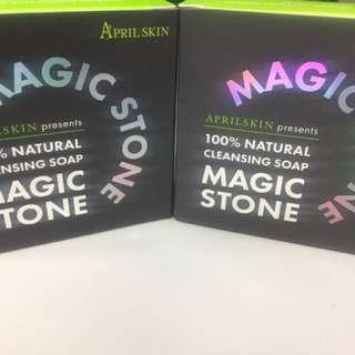 Magic Stone 韓國魔法石洗面皂 #爸爸節八折