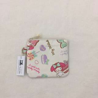 Zip Coin Pouch - A Pretty Melody