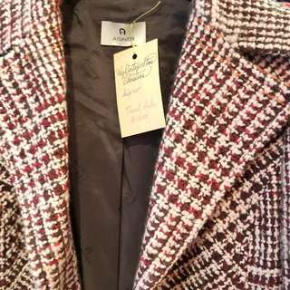 AIGNER Wool Jacket