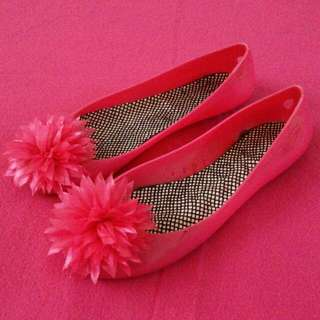 Girly Jelly Shoes