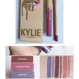 lipkit lipstick