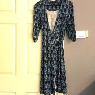 Banana Republic Wrap Dress