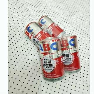 Baterai ABC untuk senter dll