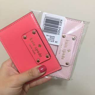 Real And New Kate Spade Card Holder