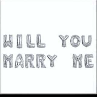 Will You Marry Me (Silver Or Gold)