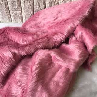 Faux Fur Accent
