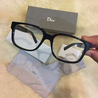 Authentic Dior Homme Optical Frames