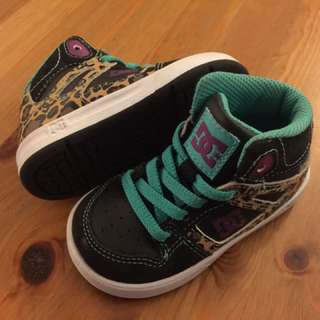 DC Toddler Shoes