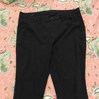 Uniqlo Pants XL black