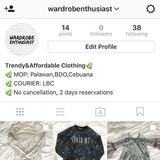 HI👋🏻I Sell Preloved Clothes Here👇🏼