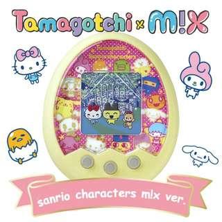 Tamagotchi Sanrio mix
