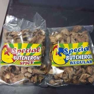 Special Spicy And Regular Bucheron
