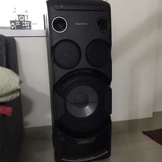 Sony Home Audio Entertainment System