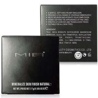 MIB Professional Make-up (foundation cream)