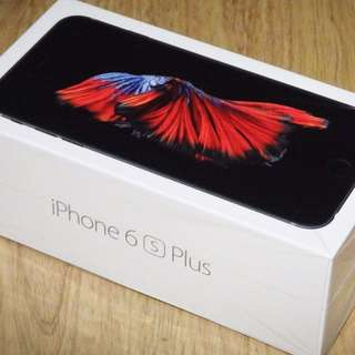 Brand New iPhone 6s Plus 32gb Space Grey & Gold