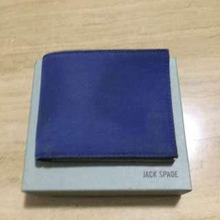Jack Spade Canvas Wallet
