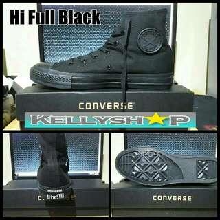 Converse Hi Full Black