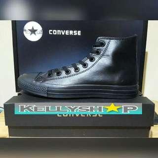 Converse Hi Full Black Leather