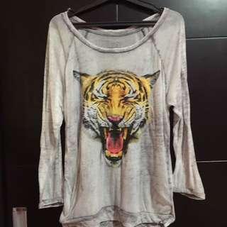 Blouse Tiger